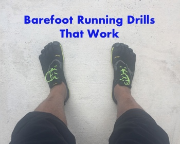 Barefoot Running Drills That Work